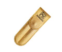 Набор пинцетов BARBARA (золото)