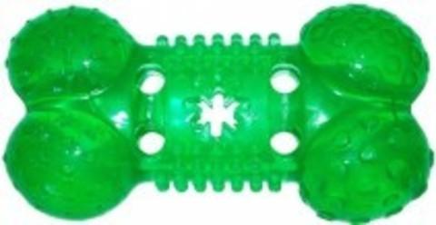 N1 Игрушка для собак в форме гантели