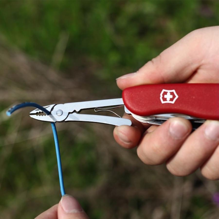 Складной швейцарский нож Victorinox Hercules, 111 мм., 18 функций (0.8543) - Wenger-Victorinox.Ru