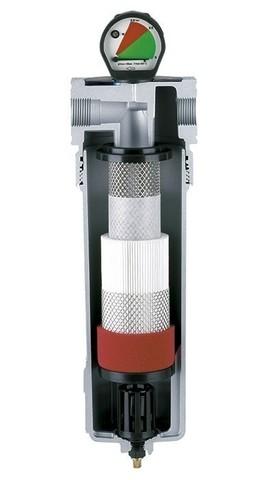 Магистральный фильтр Remeza R0306-PM в разрезе