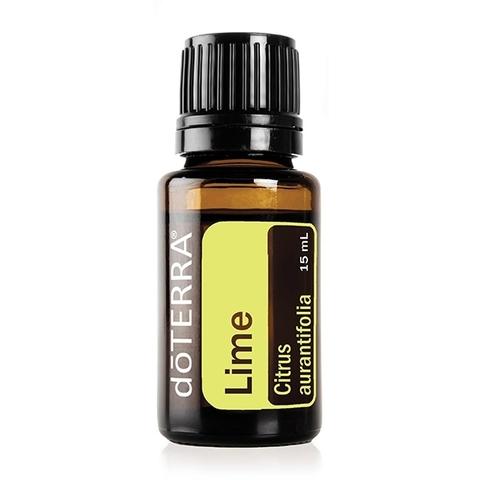 Лайм (Citrus aurantifolia), эфирное масло, 15 мл / LIME ESSENTIAL OIL