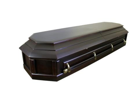 Гроб Двухкрышечник Ф-8Т