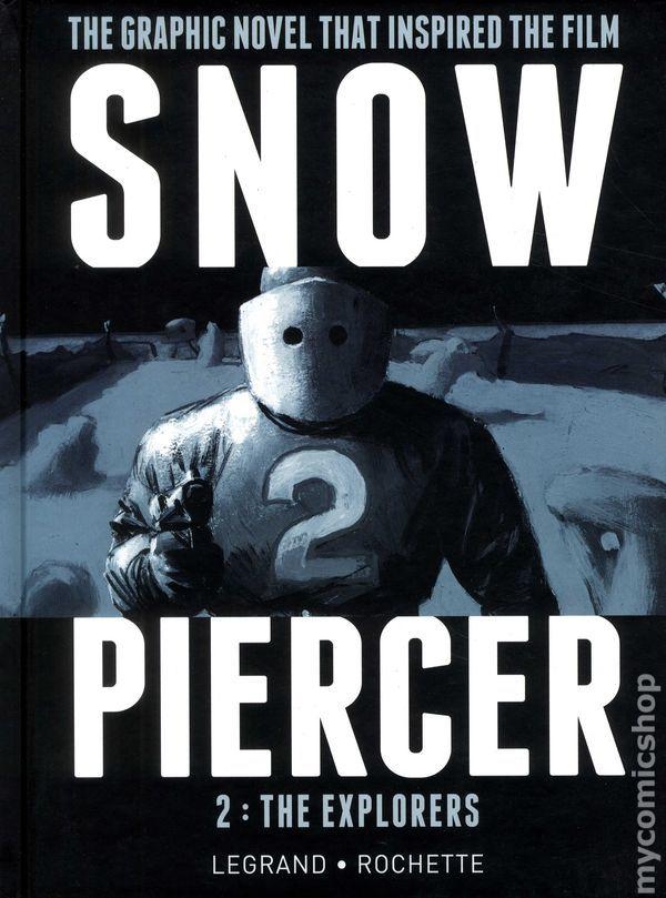 Snowpiercer HC #2 The Explorers