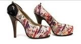 Автокаблук для женской обуви пластиковый