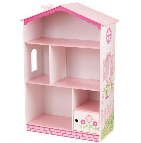 KidKraft Шкаф для книг Кукольный дом 14604_KE