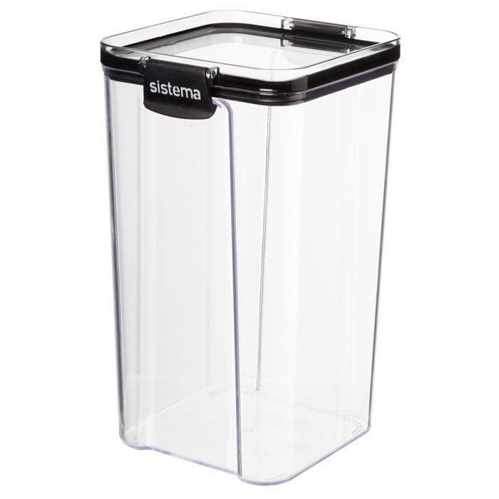"Герметичный контейнер Sistema ""Ultra"", Тритан, 1.3 л"