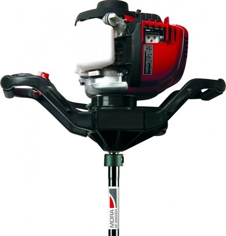 Мотоледобур Mora Ice, двигатель Honda 4-х тактный