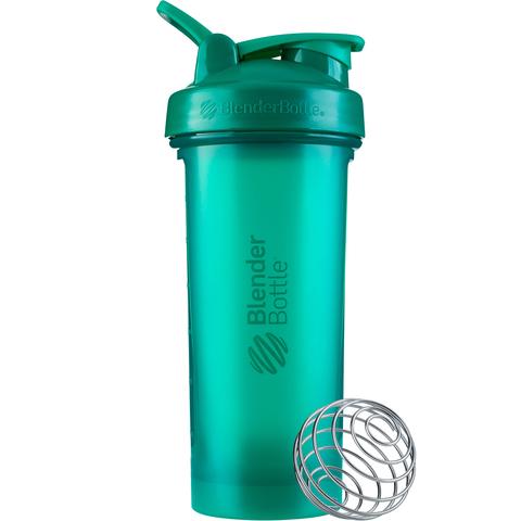 Classic™️ V2 828мл обновленный классический шейкер BlenderBottle купить спортивный шейкер бутылку для зала