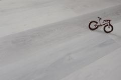 Виниловая плитка ПВХ Evofloor Optima Dry Back Snow 540-6 - Дуб Снежный