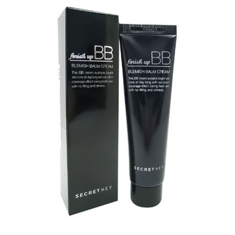 Матирующий ВВ крем Secret Key Finish Up BB Cream