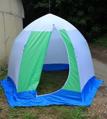 Палатка рыбака Стэк ELITE 4 (п/автомат) брезент