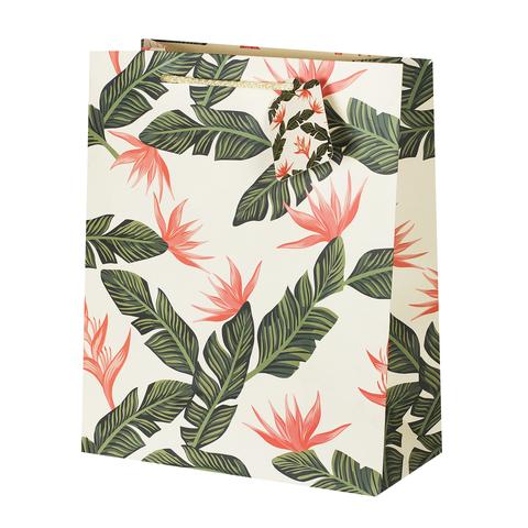 Пакет подарочный Leaves 26*32*12.5 3