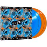 The Rolling Stones / Steel Wheels Live - Atlantic City, New Jersey (Coloured Vinyl)(4LP)