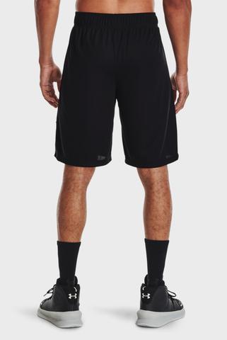Мужские черные шорты UA BASELINE 10' SHORT Under Armour