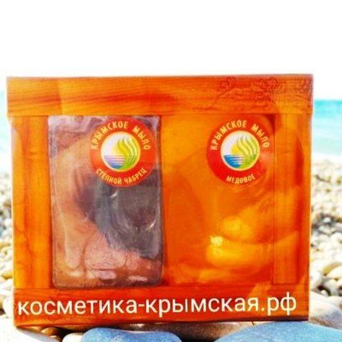 Крымское Мыло «Степной Чабрец+ Мёдовое»™Фитон-Крым
