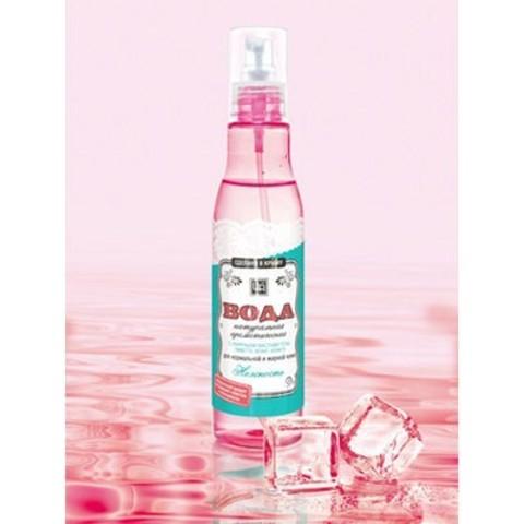 Ароматическая вода для нормальной и жирной кожи Нежность
