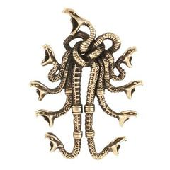 Змеи Рене Лалика кулон