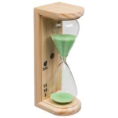 Часы песочные 6,5х9х19,5 см «Люкс»
