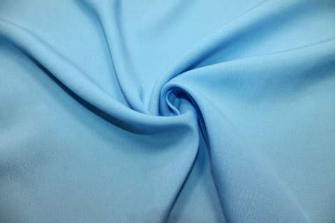 Вискоза голубая