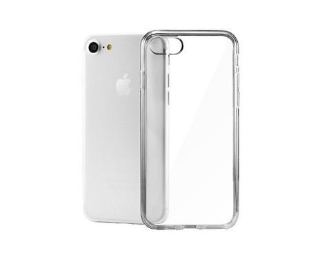 Чехол для iPhone 7/8/SE | силикон прозрачный