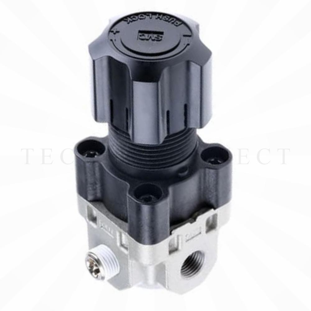 ARX20-02-N-X155   Компактный регулятор, Rc1/4