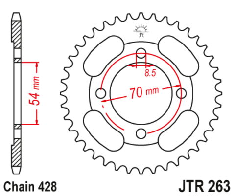 JTR263