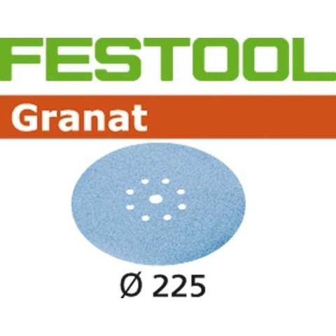 Шлифовальная бумага FESTOOL Granat P220  225 мм 25X