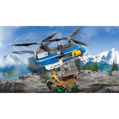 LEGO City: Погоня в горах 60173 — Mountain Arrest — Лего Сити Город