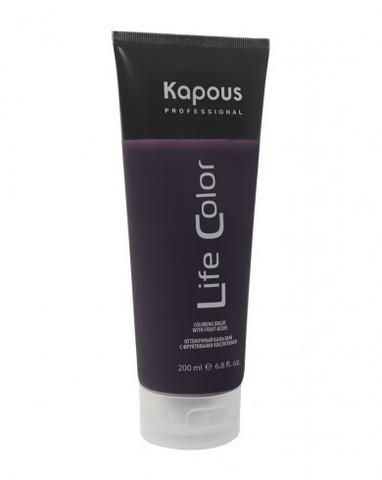 Оттеночный бальзам для волос «Life Color», фиолетовый, 200 мл