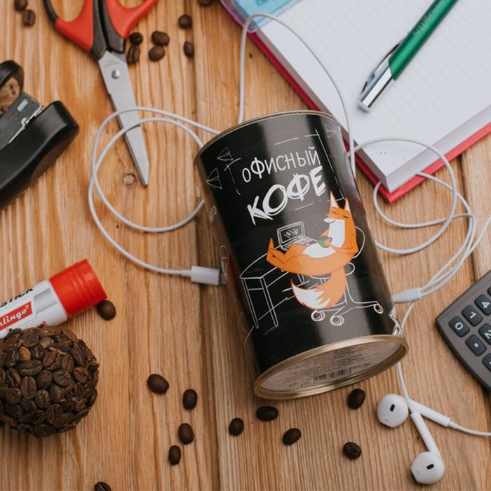 Купить в подарок кофе ОФИСНЫЙ в Перми