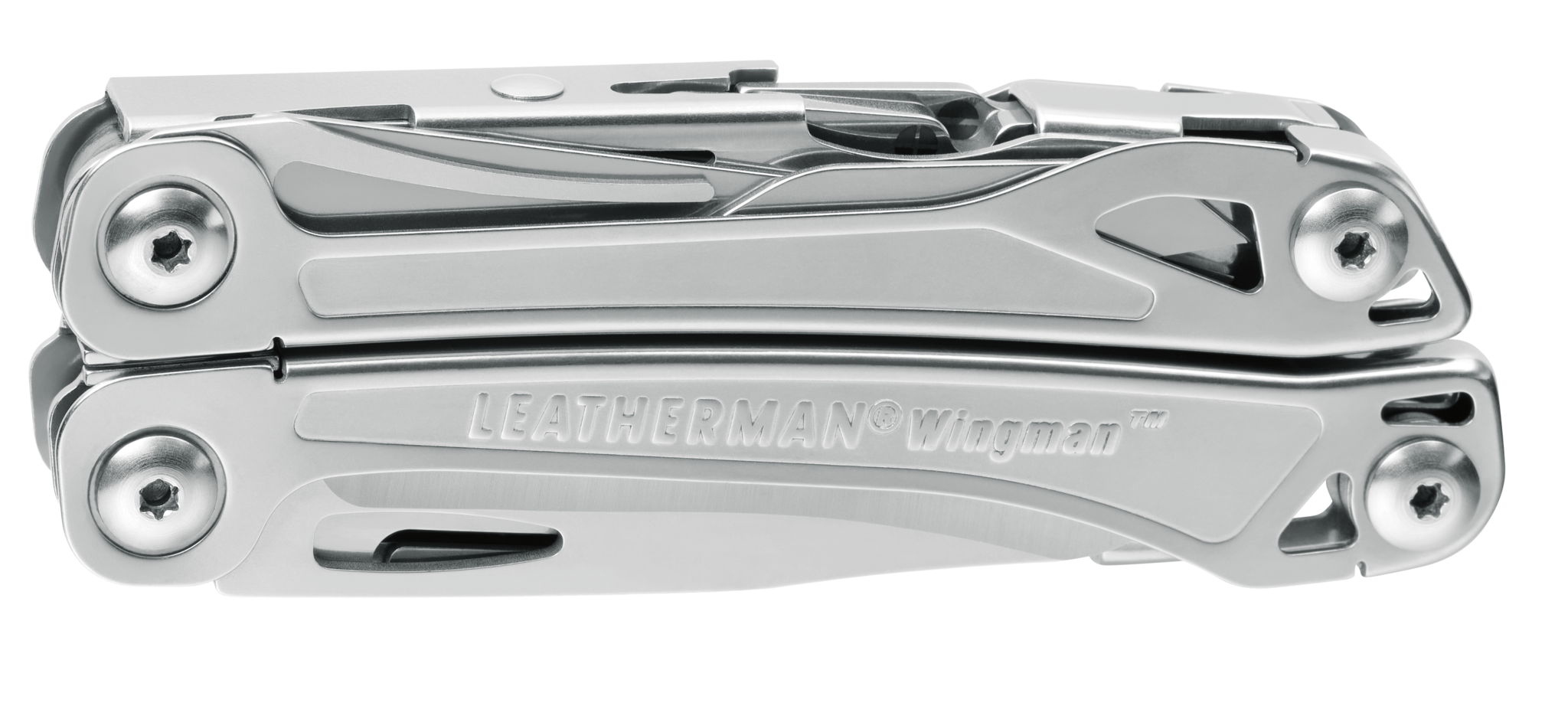 Уценка! Мультитул Leatherman Wingman, 14 функций, нейлоновый чехол