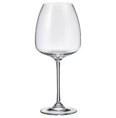 Набор из 6 бокалов для вина с цветным дном «Арлекино», 550 мл, фото 6