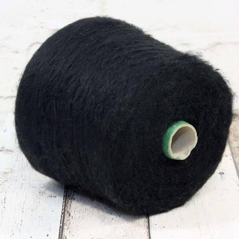 Мохер 900 ECAFIL VIRGINIA черный