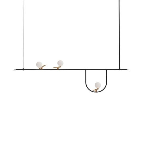 Подвесной светильник копия Yanzi 1 by Artemide