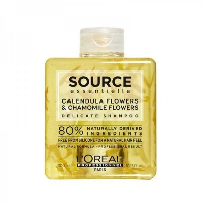 L'Oreal Professionnel Source Essentielle: Шампунь для чувствительной кожи головы (All-Soft Delicate Shampoo), 300мл