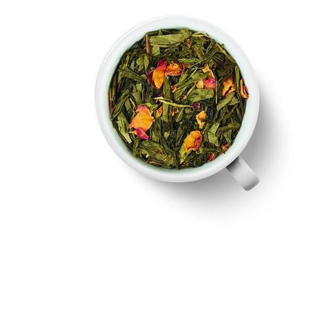 Японская Вишня Чай Gutenberg зеленый ароматизированный 100 гр.