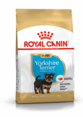 Корм для щенков собак породы йоркширский терьер, Royal Canin Yorkshire Terrier Junior