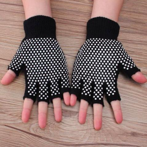 Перчатки для йоги