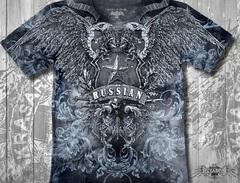 "Футболка Krasar ""Eagle"""