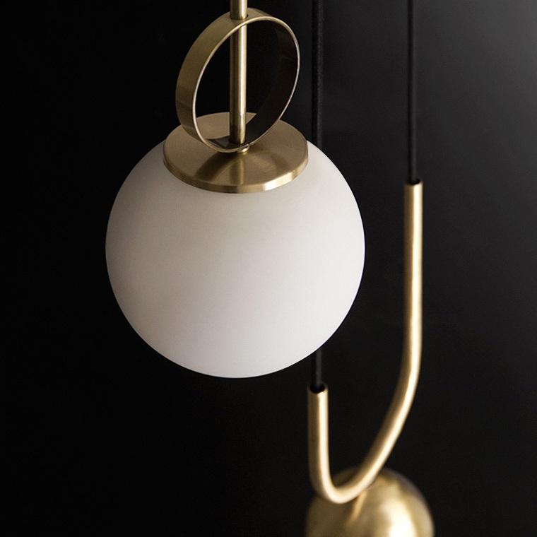 Подвесной светильник Lampatron style Newton