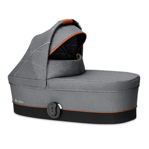 Спальный блок Cybex Carry Cot S Denim Collection Manhattan Grey