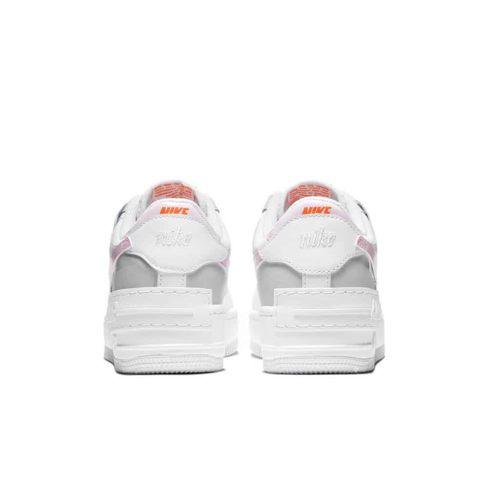 Nike Air Force 1 Shadow Grey/Pink