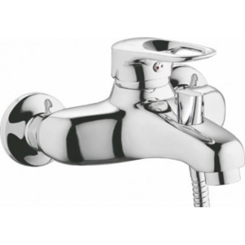 Viko 6602 смеситель для ванны короткий излив ф40
