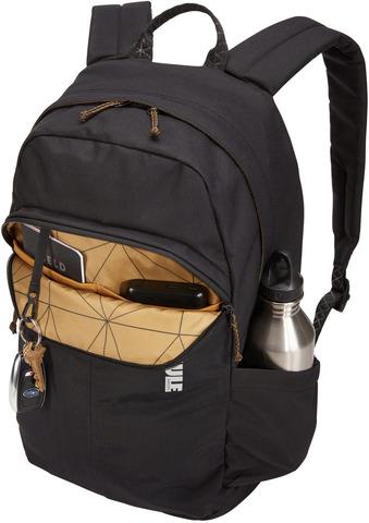 Картинка рюкзак городской Thule Indago Backpack 23l Black - 4