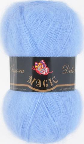 Пряжа Angora Delicate Magic 1117 Светло-голубой - купить в интернет-магазине недорого klubokshop.ru