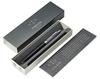 Parker Jotter XL - Matte Black CT, шариковая ручка, M