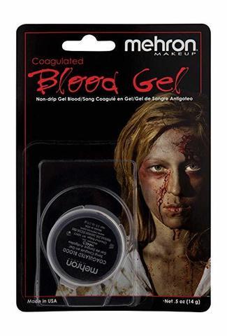 MEHRON Искусственная свернувшаяся кровь Coagulated Blood Gel, 15 мл