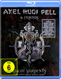 Axel Rudi Pell ‎/ Magic Moments: 25th Anniversary Special Show (Blu-ray)