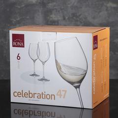 Набор из 6 бокалов для вина «Celebration», 470мл, фото 7