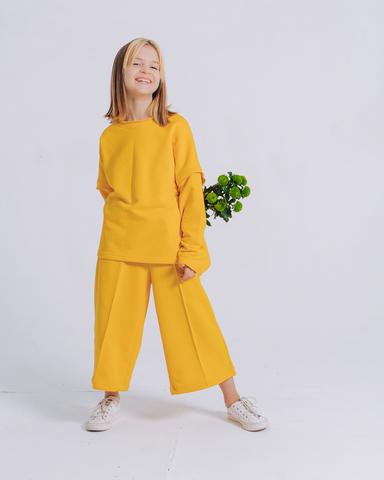 Костюм детский 24/7 kids, цвет манго